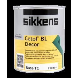 Sikkens Cetol BL Decor Base TC 990ml