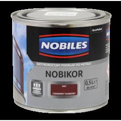 Nobiles Nobikor Czerwony Tlenkowy - 0.5L