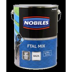 Nobiles Ftal Mix Połysk Baza Biała - 5L