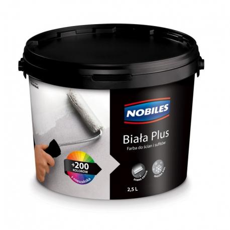 Nobiles Biała Plus - 2.5L