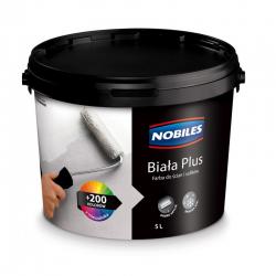Nobiles Biała Plus - 5L