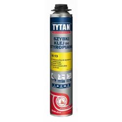 Tytan Szybki Klej do Styropianu IS13 Szary - 870ml
