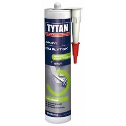 Tytan Akryl do Płyt G-K Biały - 310ml