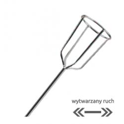 Mieszadło Kielichowe 80mm [HEX]