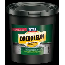 Tytan Dacholeum Masa Asfaltowa do Renowacji Dachów - 9kg