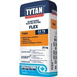 Tytan Elastyczny Klej do Płytek FLEX TS54 - 25kg