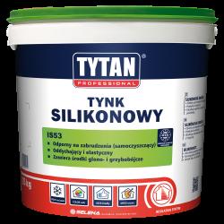 Tytan Tynk Silikonowy IS53 B15 Zielony - 25kg