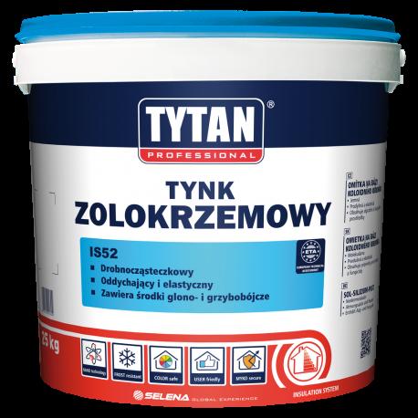 Tytan Tynk Zolokrzemowy IS52 B15 - 25kg