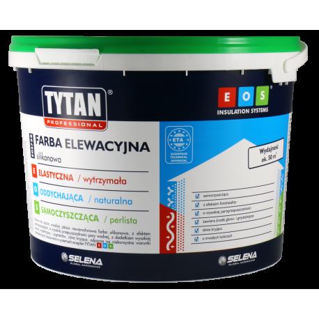 Tytan EOS Farba Elewacyjna Akryl Baza - 10L