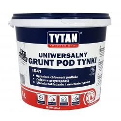 Tytan Grunt Pod Tynki Uniwersalny IS 41 - 5L