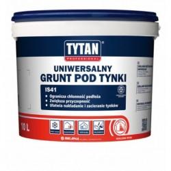 Tytan Grunt Pod Tynki Uniwersalny IS 41 - 10L
