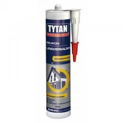 Tytan Silikon Uniwersalny Biały - 310ml