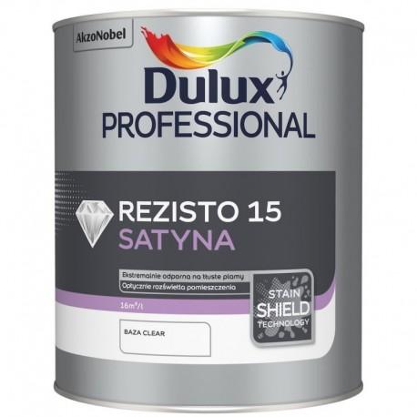 Dulux Professional REZISTO 15 Baza Clear 0.84L