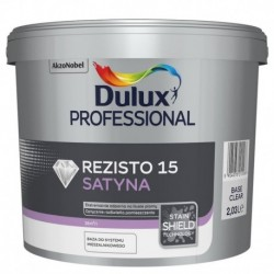 Dulux Professional REZISTO 15 Baza Clear 2.03L